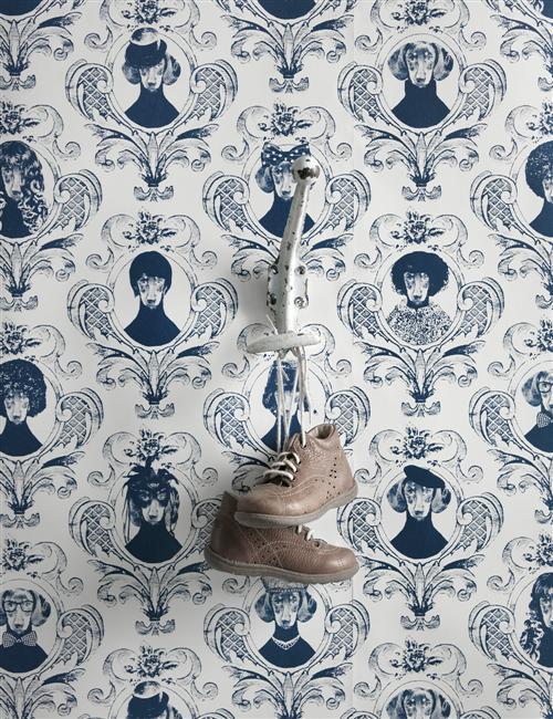 Tillsammans wallpaper by Lisa Bengtsson