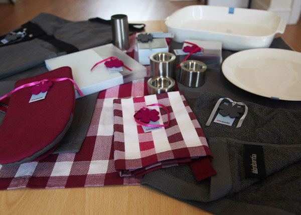 The Get Together product range by Brabantia