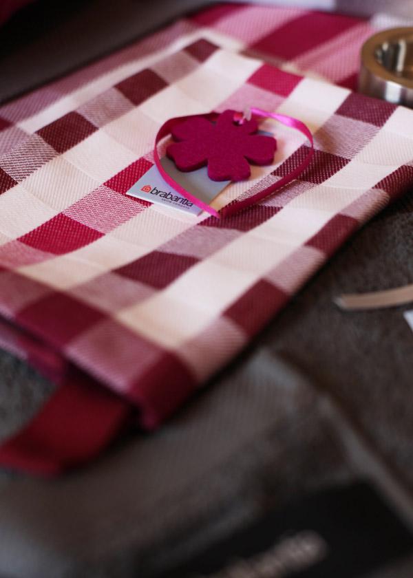 Brabantia Get Together range tea towel
