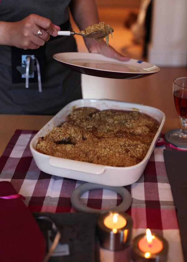 Brabantia Get Together range oven dish, dinner plate, coaster, pan coaster, candle holders