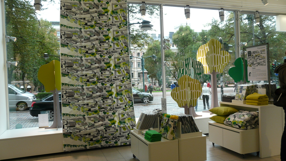 Finlayson brightened our day with a fantastic range of home textiles