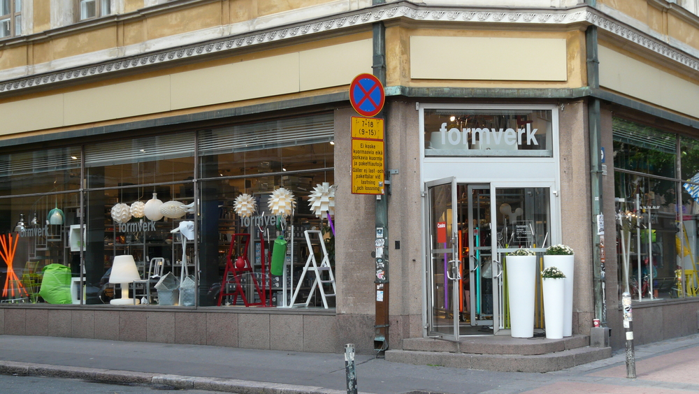 Formverk is a great shop packed full of designer brands for the home