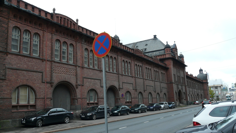The Old Customs Warehouse, Helsinki