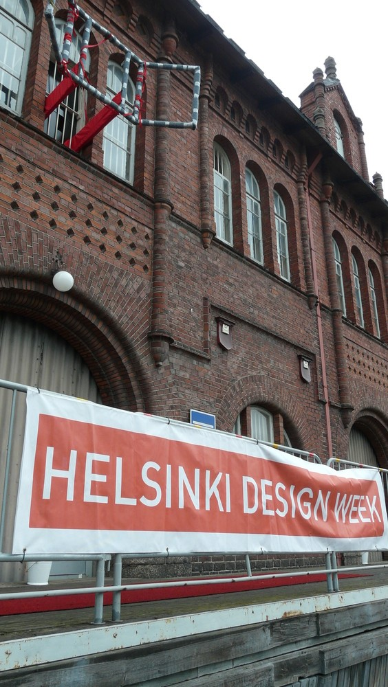 The Old Customs Warehouse, Helsinki Design Week