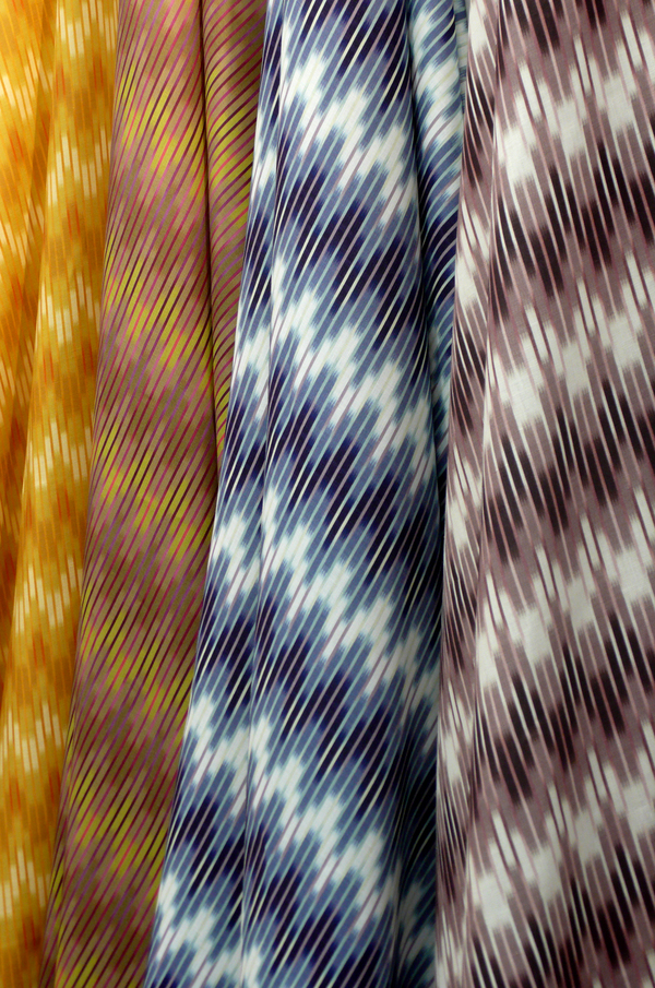 Fabric by Ptolemy Mann for Christopher Farr