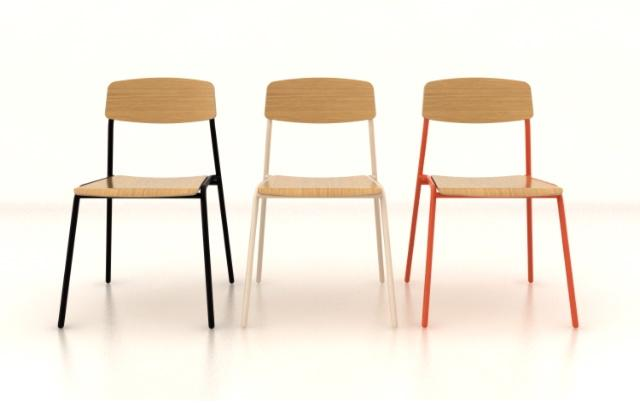 CAF Chair by Harry Allnatt from Authentics