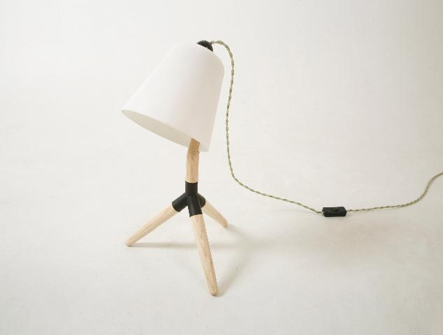 Hitch lamp by Harry Allnatt from Authentics