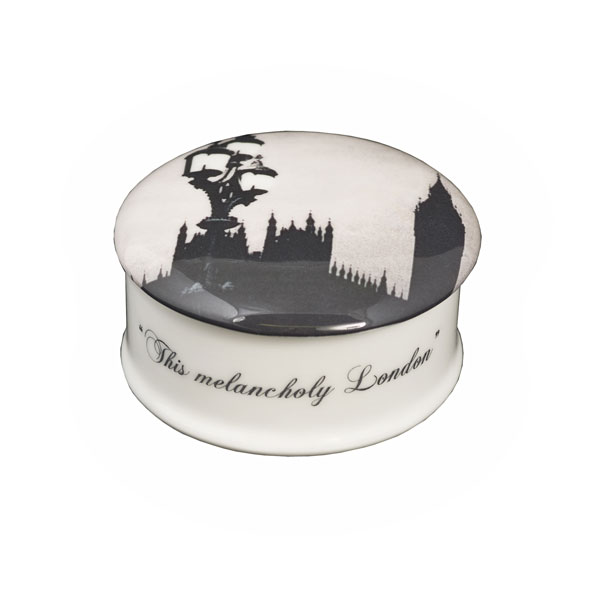 Houses of Parliament trinket from the Love London Collection by Barbara Chandler