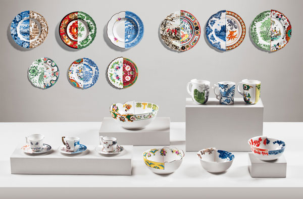 Hybrid Collection by Seletti