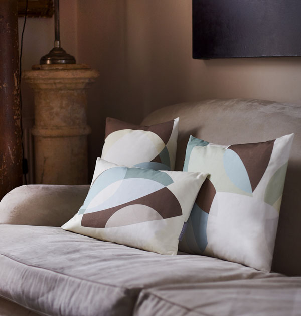 Pillows from the Lindsey Lang Homeware Collection