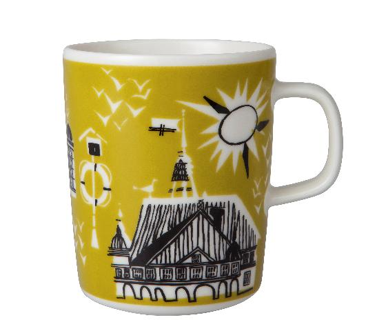 Marimekko Mug from the Helsinki Collection