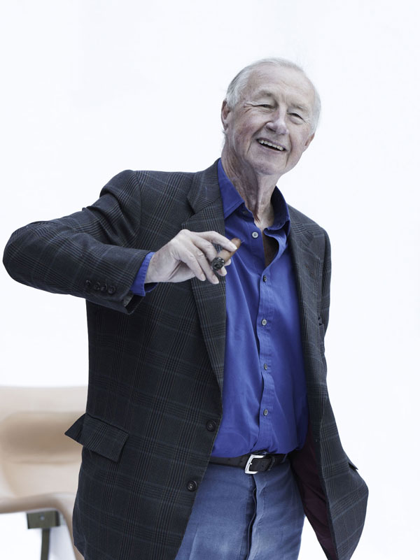 Interview Sir Terence Conran On Democratising Good Design The
