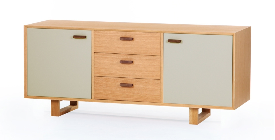 Boundary Sideboard in Warm Grey by Made.com