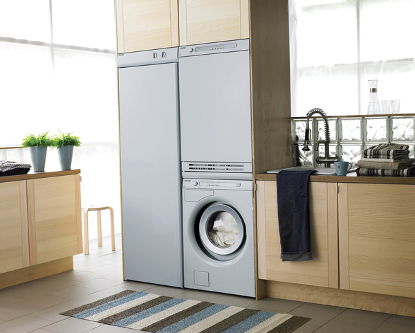 Maytag Drying Cabinet ~ Currently coveting the maytag drying cabinet design