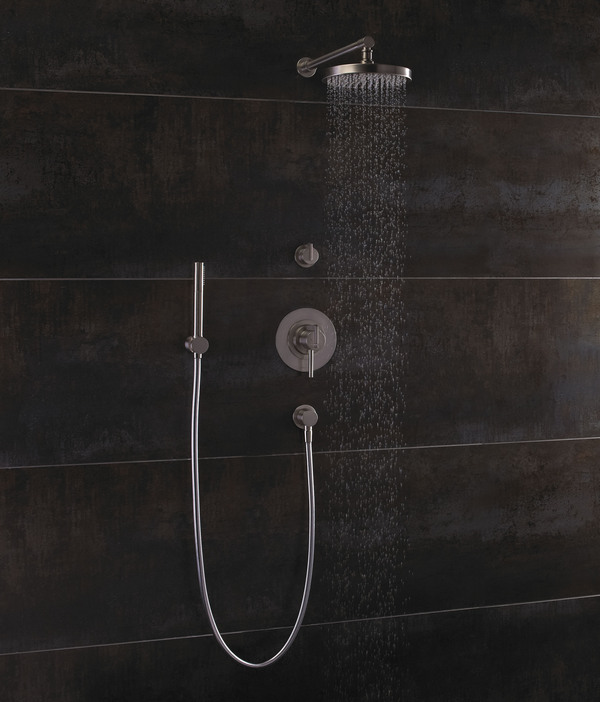 Samuel Heath Xenon Concealed Shower