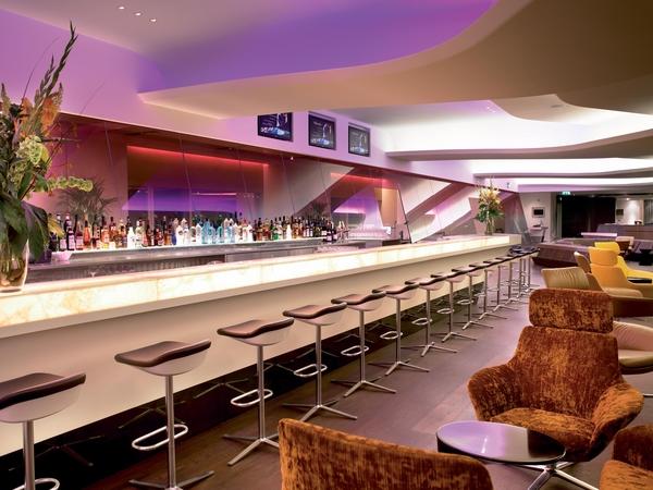 Virgin Club House at London Heathrow