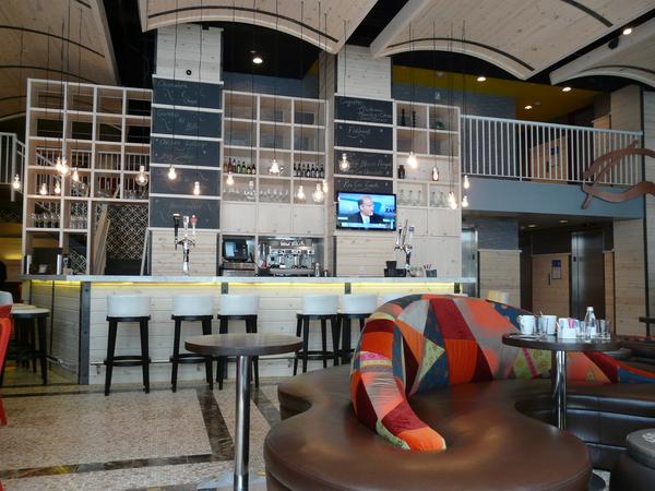 Tryp Hotel NY bar
