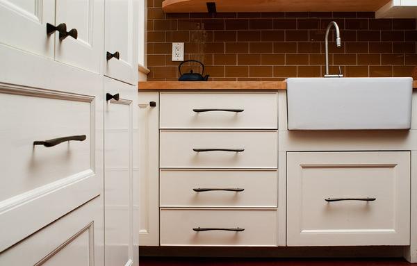 Toronto Kitchen with Scot Laughton and Heinz Pfleger hardware