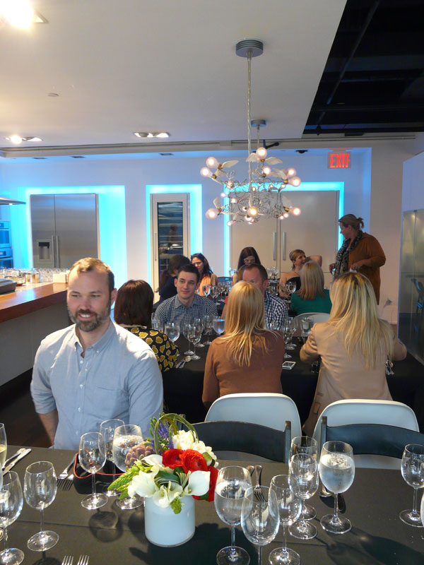 Miele Dining Event with Chef Adam, Schop at the D&D Building