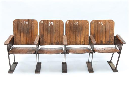 Cinema Four Seater from Vintage Archive