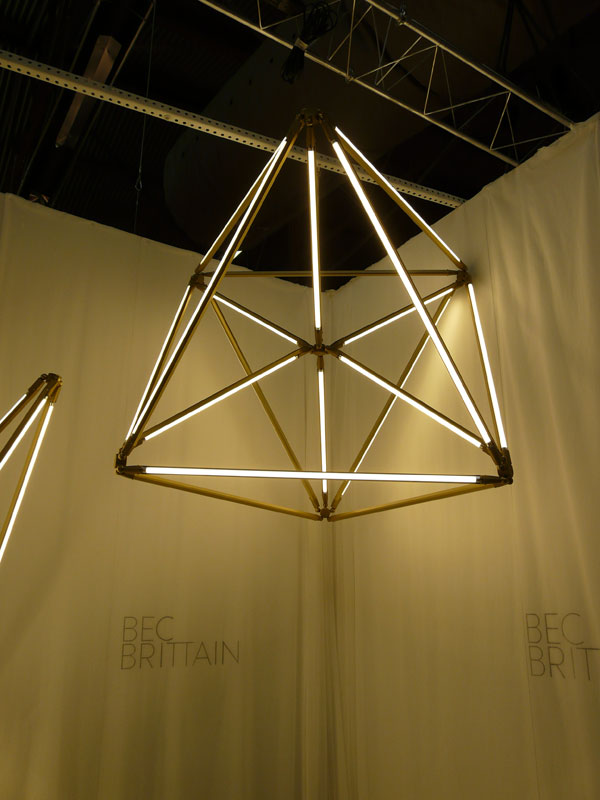 Bec Brittain Architectural Digest Home Design Show 2012 NYC