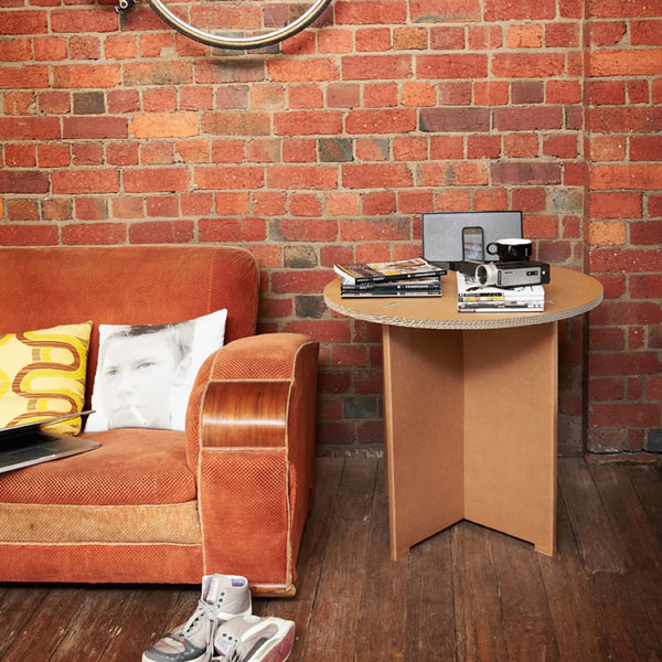 Sustainable Cardboard Furniture by Karton  The Design Sheppard