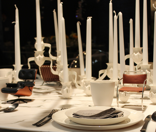 DIFFA Dining by Design New York Times & Design Within Reach