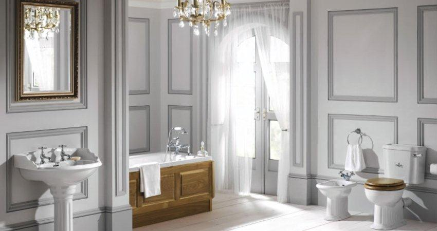 Creating A Victorian Bathroom On A Victorian Budget The