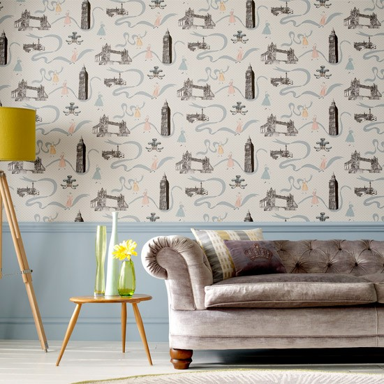 Jubilee Wallpaper by Graham & Brown