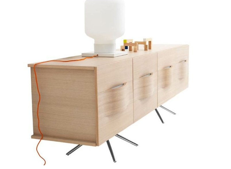 Ottawa Sideboard by Karim Rashid for BoConcept