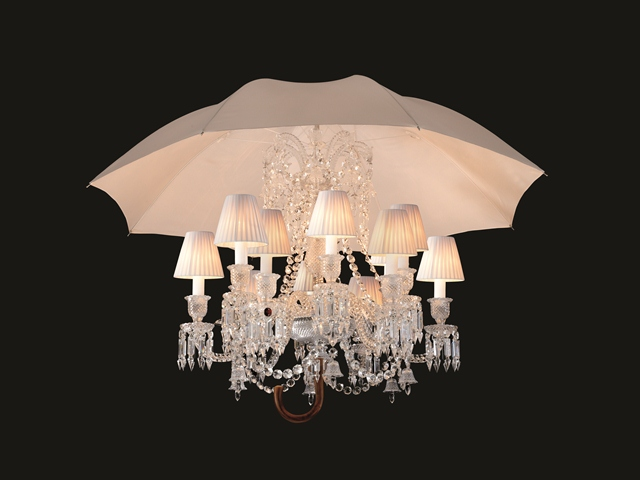 Baccarat's Marie Coquine Chandelier by Philippe Starck