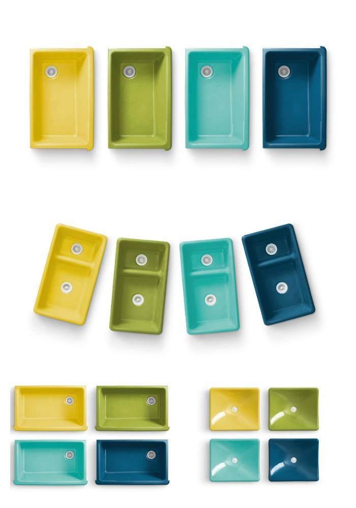 Johnathan Adler Colours Collection for Kohler