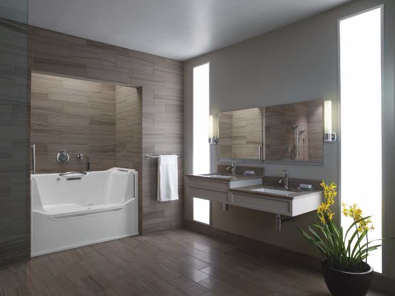 Kohler Bathroom For Aging In Place