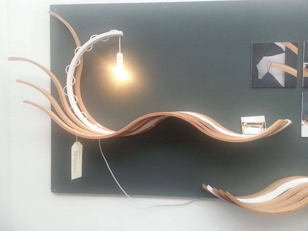 Lumiere by Michael Sewell at New Designers 2012