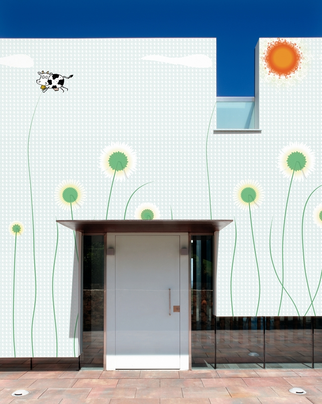 Wall And Deco Outdoor Wallpaper : Outdoor wallpaper from wall deco the design sheppard