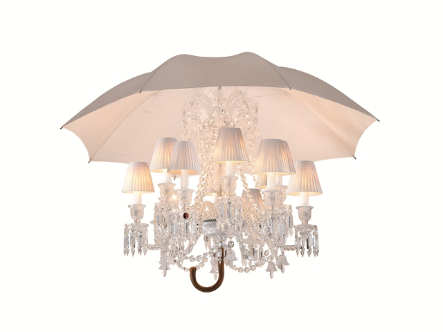 Marie Coquine chandelier by Philippe Starck for Baccarat