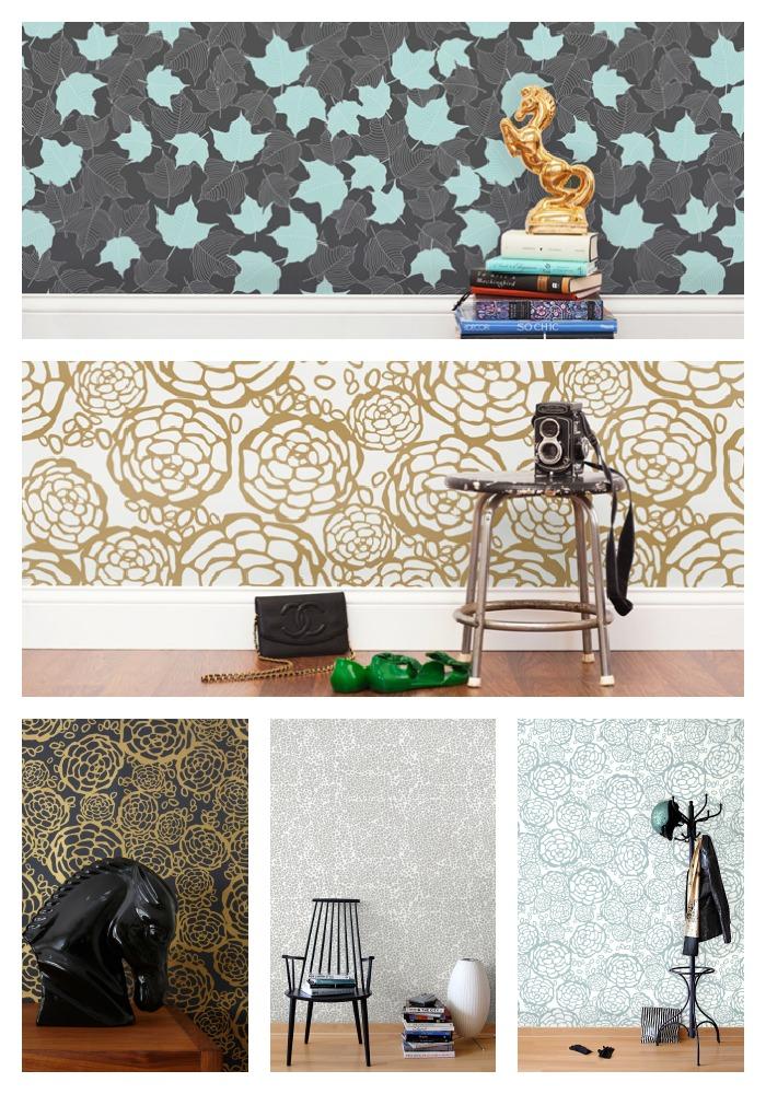 OhJoy Wallpaper from Hygge & West