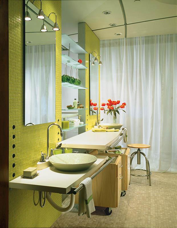 Universal Design Room by Cynthia Leibrock at Kohler Design Centre