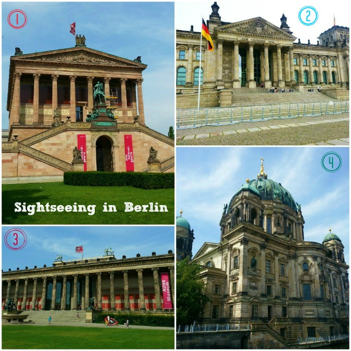 Berlin Sightseeing Museum, Gallery, Cathedral & Reichstag