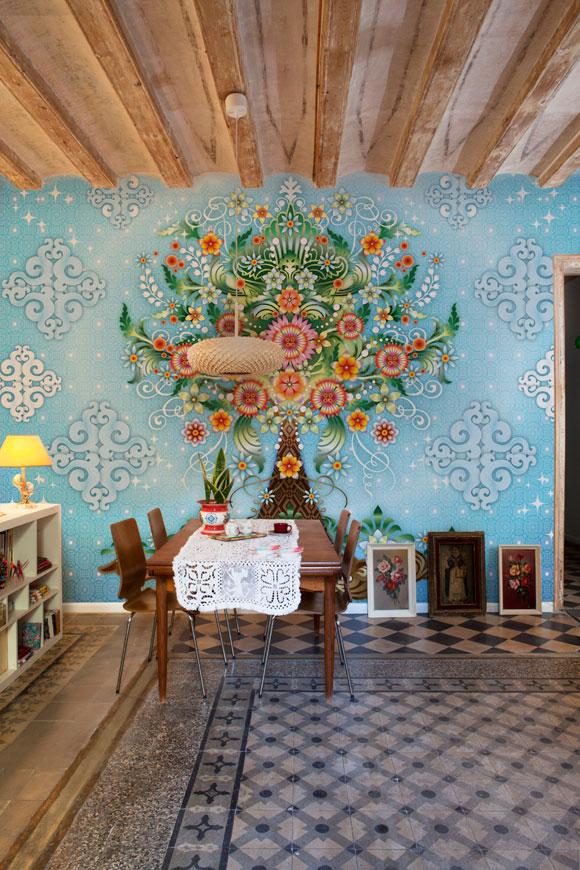 Catalina Estrada Wallpaper - Life Tree