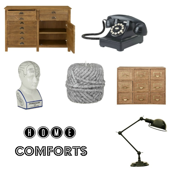 Home Comforts Range from John Lewis