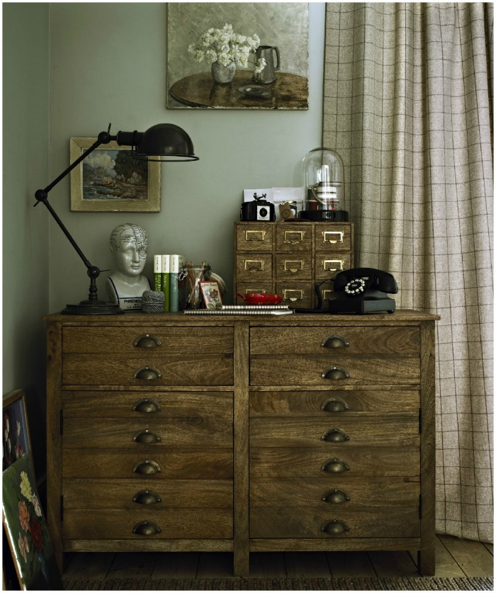 Home Comforts range from John Lewis A/W 2012