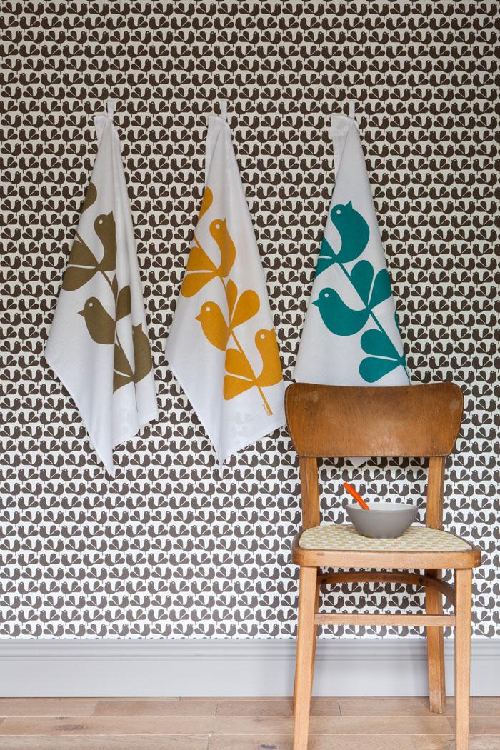 Tea Towels by Rachel Powell