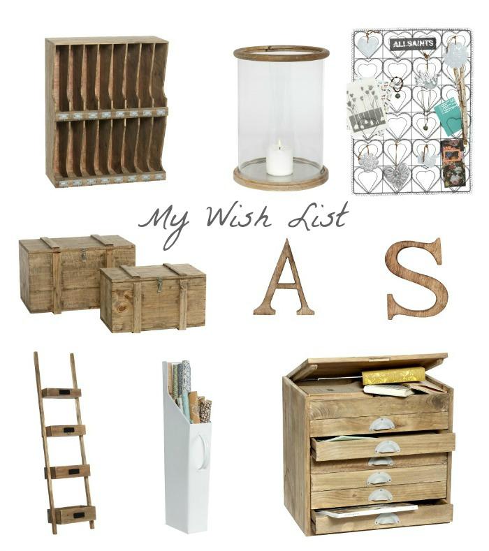 My Hubsch wish list