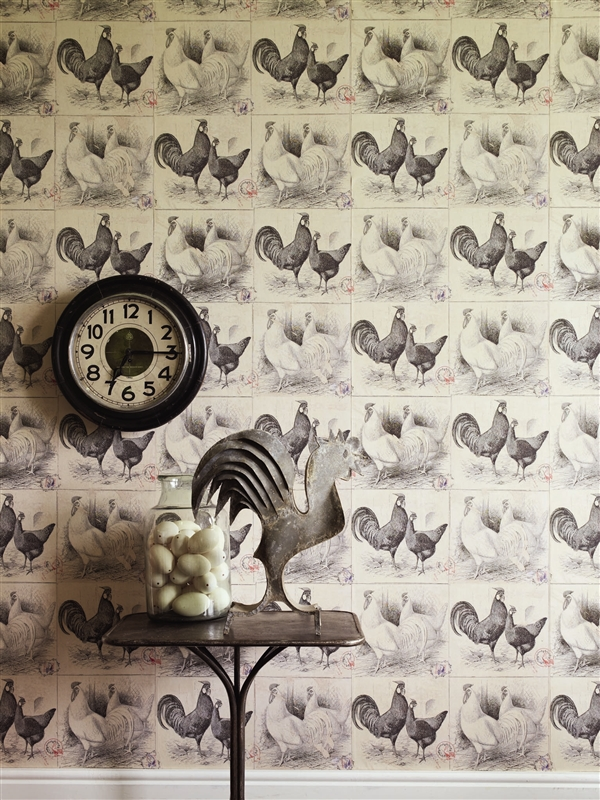 Chicken Run Wallpaper by Linwood
