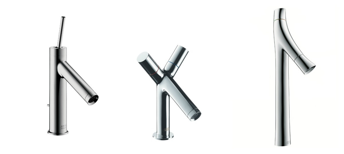 Philippe Starck collections for Axor