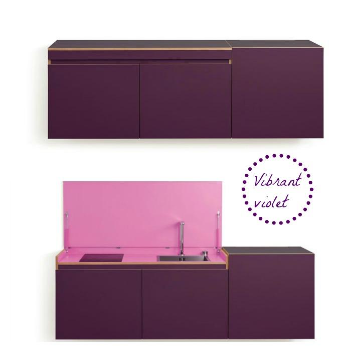Miniki Mini Kitchen Violet